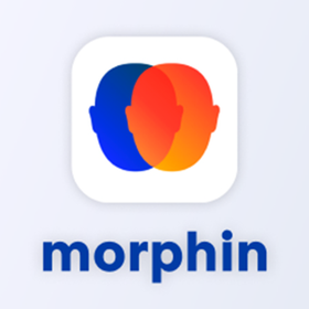Morphin company logo