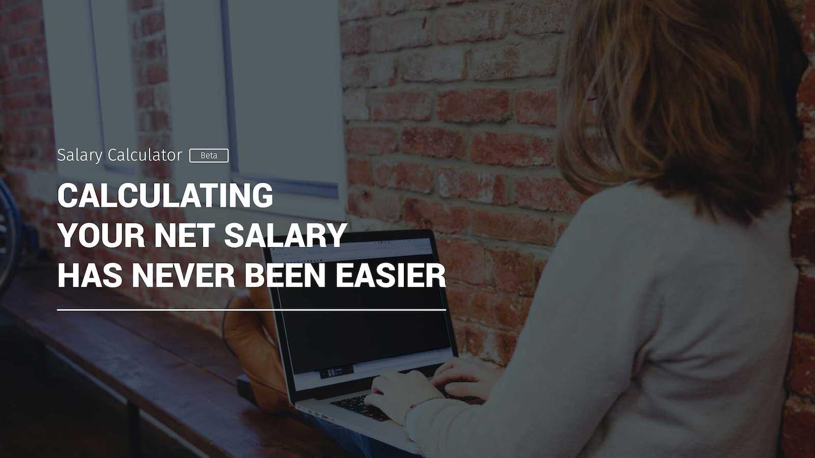 landing jobs salary calculator